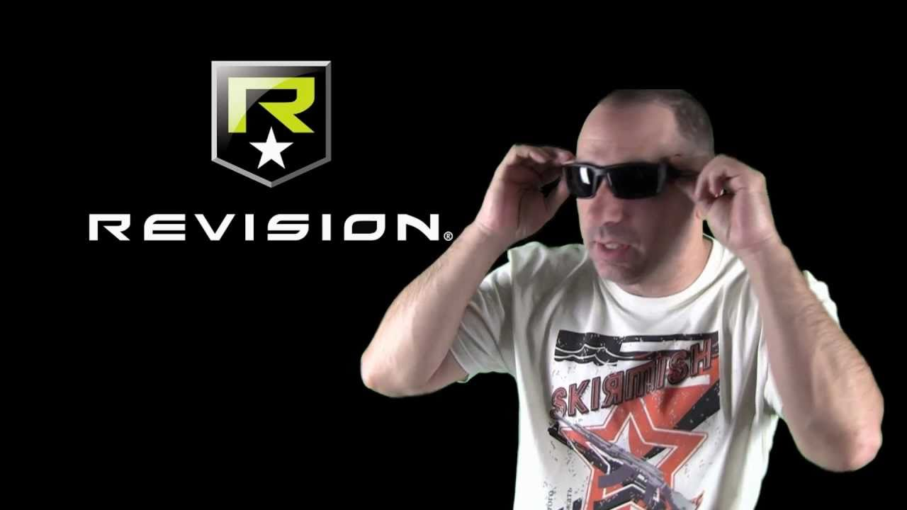 67c33a29d691 Revision Military Vipertail Ballistic Sunglasses Review - YouTube