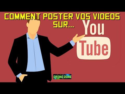 Comment mettre sa vidéo sur Youtube?