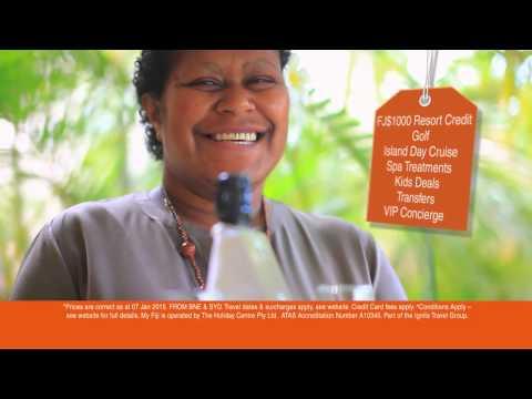 My Fiji's Unbeatable Bula Bonus Sale Jan 2015