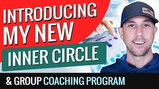 Introducing My NEW Inner Circle & Group Coaching Program