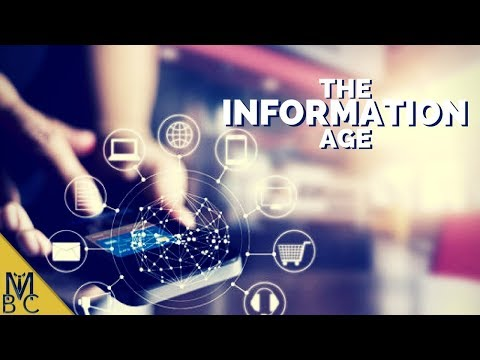 The Information Age - Are We At the End of the Industrial Re