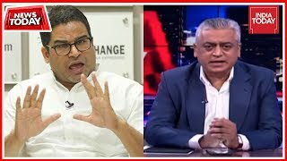 JD(U) VP, Prashant Kishor Speaks On Priyanka Gandhi's Political Entry | News Today With Rajdeep