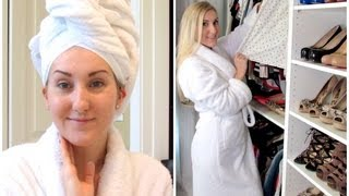 Get Ready With Me! My Full Morning Routine & Bathroom Tour