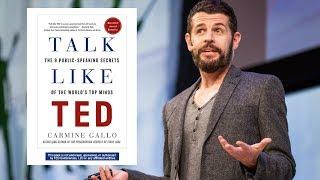 كيف تتقن فن الإلقاء ؟ ملخص كتاب  : تحدث ك TED