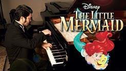 The Little Mermaid - Part of Your World - Transcendental Piano Solo | Leiki Ueda