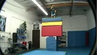 San Jose kid Freerunning Ninja Parkour Academy-GuardianNexus.com Mixed Martial Arts