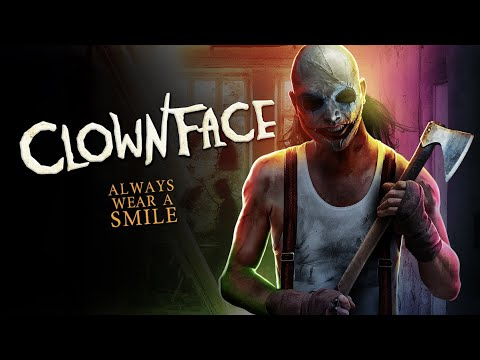 Download CLOWNFACE -  Official Trailer