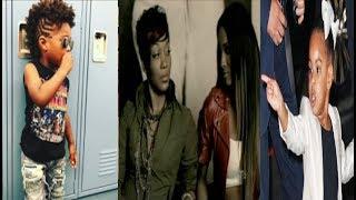 Monica Denies Dissing Baby Future and Blue Ivy+Ciara responds