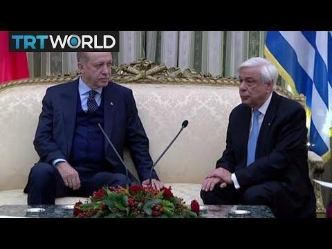 Turkey Greece Relations: Turkish President speaking on Greece visit