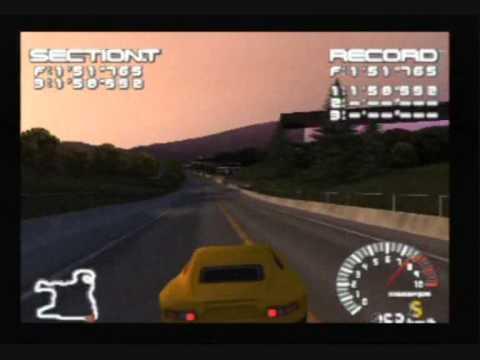 Ridge Racer Type 4 BLEEM!ed - Sega Dreamcast