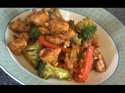 how-to-make-a-low-carb-chicken-&-peanut-butter-stir-fry,-paleo,-lchf-meal,-diabetes-recipe