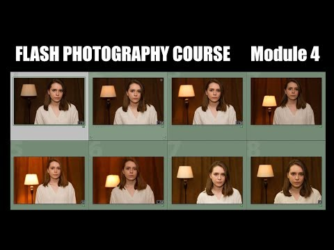Flash Photography For Headshots and Portraits | Course Module 4 of 4