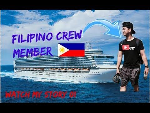 CRUISE SHIP CREW| How to join the Cruise Ship| Manila-LA