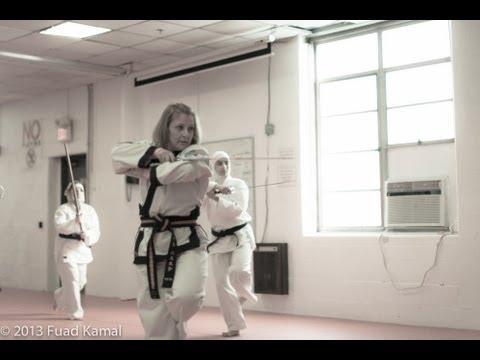Korean Sword Form - YouTube