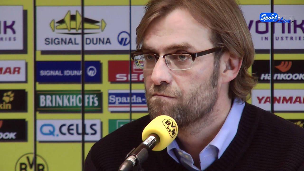 Borussia Dortmund - FC Bayern München: Die PK vor dem Spitzenspiel (Teil 1)