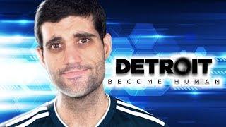 A DECISÃO que mudou TODA a historia - Detroit Become Human no PS4 Dublado em Portugues