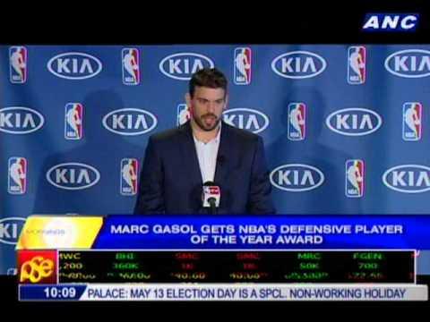 Marc Gasol gets NBA