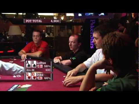 WCP III - All-in Blind Pokerstars.com