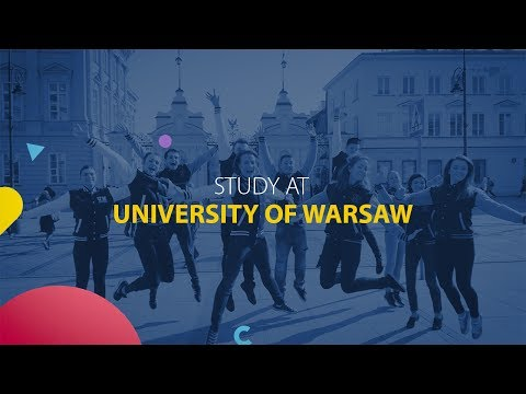 Study at University of Warsaw