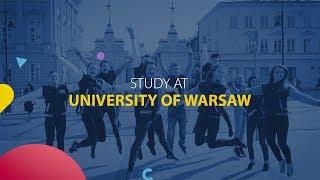 Study at University of Warsaw thumbnail