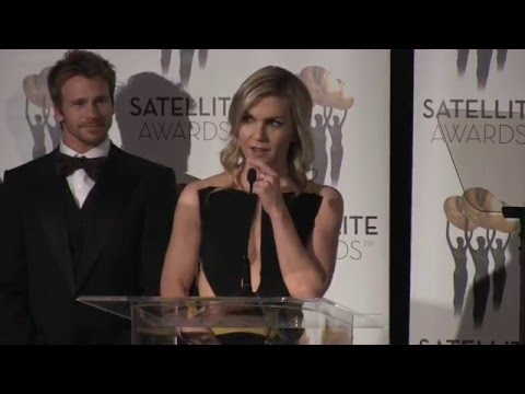 Rhea Seehorn wins Satellite Award for Best Supporting Actress