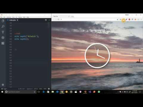 Live Server Web Extension [SETUP HELP]