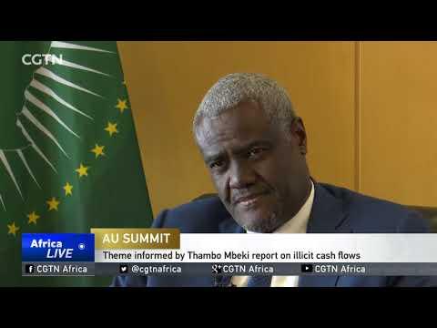 Interview: Moussa Faki Mahamat on AU summit expectations