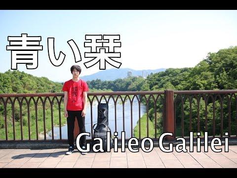 """""""あの花OP""""青い栞/Galileo Galilei【歌ってみた】""""ano hana"""""""