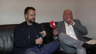 Caught in the Act: Lee Baxter im Interview mit Radio VHR
