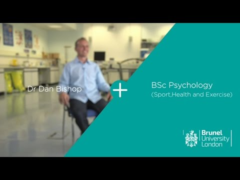 Psychology (Sport, Health and Exercise) BSc | Brunel University London