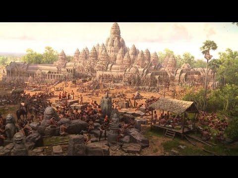Cambodia a canvas for North Korea's grand masters