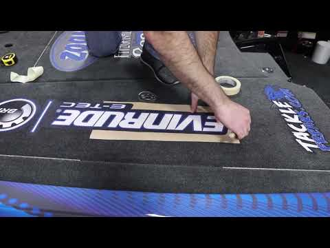 How To Install Your ZDecals Carpet Graphic