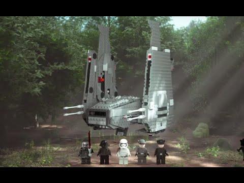 Kylo Ren's Command Shuttle - LEGO® Star...