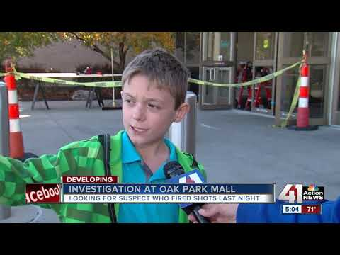 Oak Park Mall terror: Father, son witness shooting