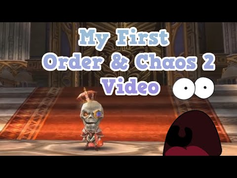 My First Order and Chaos 2 Redemption Video: (1 year anniversary RANT)