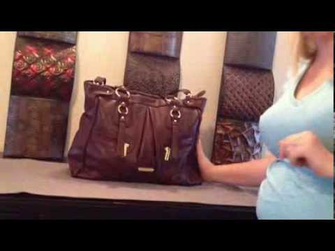 Timi Leslie Dawn Diaper Bag Review