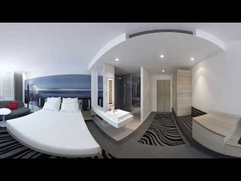 The N'Room in virtual reality 360°
