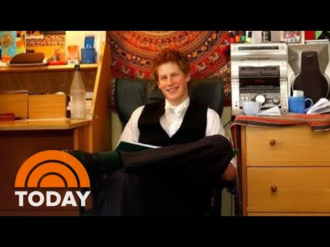 How The Town Of Eton Shaped Prince Harry For Life | TODAY