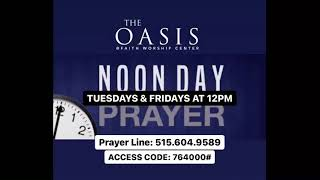Sundays @ The Oasis at Faith Worship Center