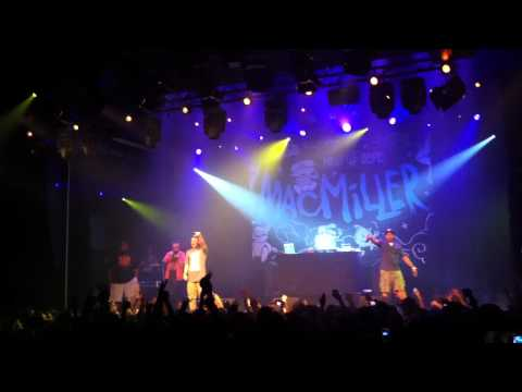 Mac Miller - Don't Mind if I Do (Live @ Melkweg, Amsterdam)