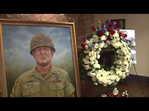 Fort Benning Pays Final Respects to CSM R Charles Plass