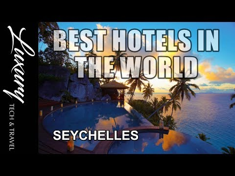Best Hotels in the SEYCHELLES || Luxury Resorts VIDEO TOUR