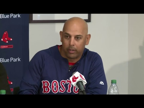 J.D. Martinez Introductory Press Conference