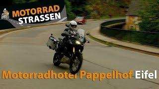 Motorradhotel Pappelhof Eifel