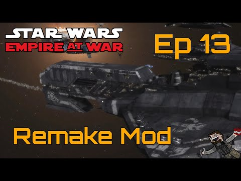 Star Wars Empire At War (Remake Mod) Rise Of The Hutts - Ep 13