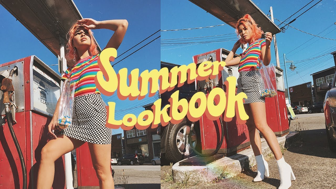 SUMMER LOOKBOOK | Outfits of the Week 3