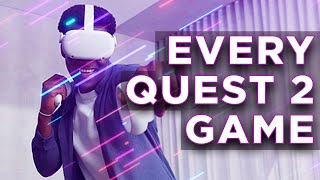 Every Oculus Quest 2 Game Announced At Facebook Connect! - STAR WARS, ASSASSIN'S CREED