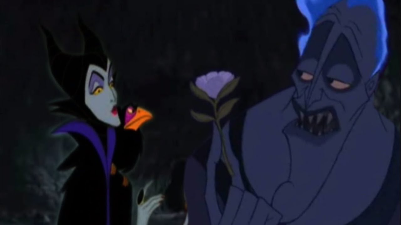 Disney Villains The Series 1x07 Maleficent Hades Once Upon A Dream Part I Crossover