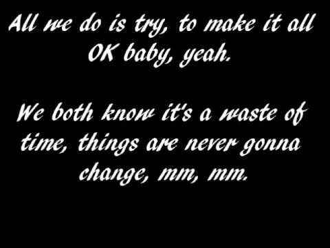 Plan B - Writings on the wall (Lyrics)