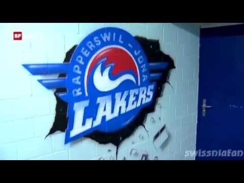 SF: Rapperswil-Jona Lakers Kabine 12/09/09